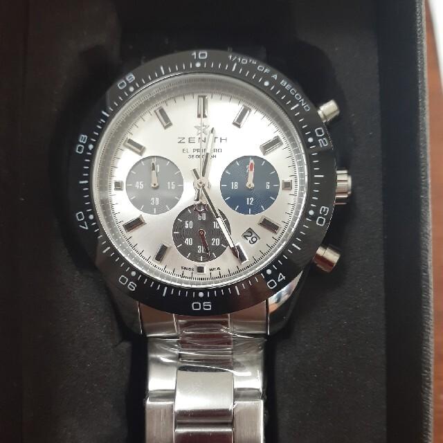 クロノグラフ時計! メンズの時計(腕時計(アナログ))の商品写真