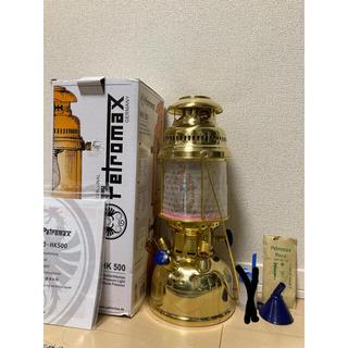 Petromax - 新品未使用 ペトロマックス Petromax HK500 ブラス