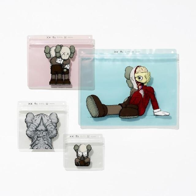KAWS Pake Set KAWS TOKYO FIRST メンズのファッション小物(その他)の商品写真