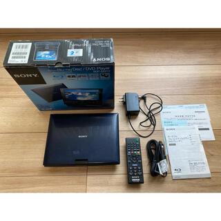 SONY - 期間限定値下げ☆ソニー9V型/DVDプレーヤー BDP-SX910