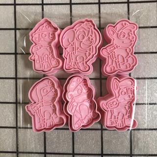 クッキー型 パウパトロール お菓子作り おうち遊び