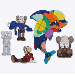 Kaws Tokyo First パズルセット