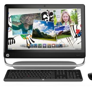 HP - HP ディスプレイ一体型 タッチパネル PC  23インチ