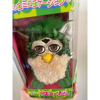 Takara Tomy - ファービー 緑 グリーン 初代