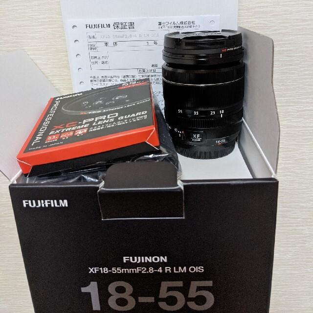 富士フイルム(フジフイルム)のFujifilm XF 18-55mm f2.8-4 R LM OIS 超美品 スマホ/家電/カメラのカメラ(レンズ(ズーム))の商品写真