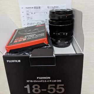 富士フイルム - Fujifilm XF 18-55mm f2.8-4 R LM OIS 超美品