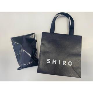 shiro - 【新品未開封 袋付き】shiro ホワイトティー クレイソープ ハンド145mL