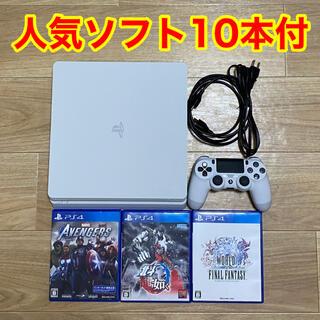 PlayStation4 - プレステ4 本体 + ソフト10本 プレイステーション4