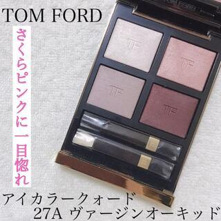 TOM FORD - トム フォード/ アイ カラー クォード / 27A ヴァージン オーキッド