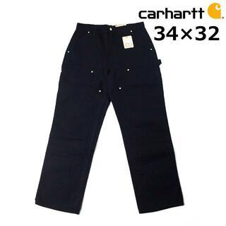 carhartt - カーハート パンツ ダックキャンバスUS買付(34×32)黒 181218-30