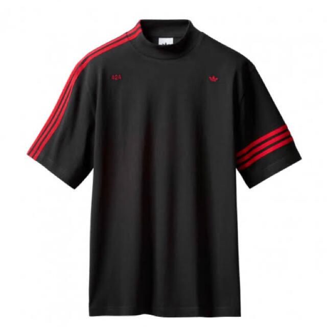 adidas(アディダス)のadidas 424 コラボTシャツ 最終値下げ!! メンズのトップス(Tシャツ/カットソー(半袖/袖なし))の商品写真