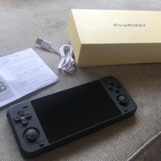 Nintendo Switch - powkiddy RGB10MAX エミュレーターゲーム機 Switch