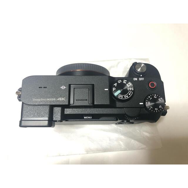 SONY(ソニー)のSONY α7C ボディ ブラック 未使用 スマホ/家電/カメラのカメラ(ミラーレス一眼)の商品写真