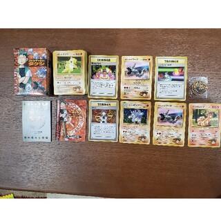 ポケモン - 幻レア即決☆ポケモン初期カード美品ポケモンジムシリーズ ニビシティジムタケシ篇