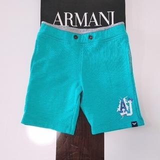 アルマーニ ジュニア(ARMANI JUNIOR)のARMANI キッズ 2A94 ショートパンツ 美品(パンツ/スパッツ)