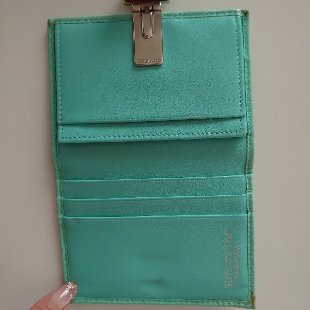 Tiffany & Co.(ティファニー)の専用◆ レディースのファッション小物(名刺入れ/定期入れ)の商品写真