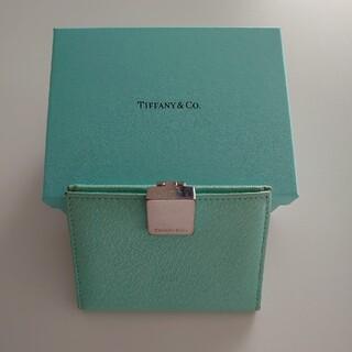 Tiffany & Co. - ◆ティファニー名刺入れカードケース◆ペア長財布も出品中