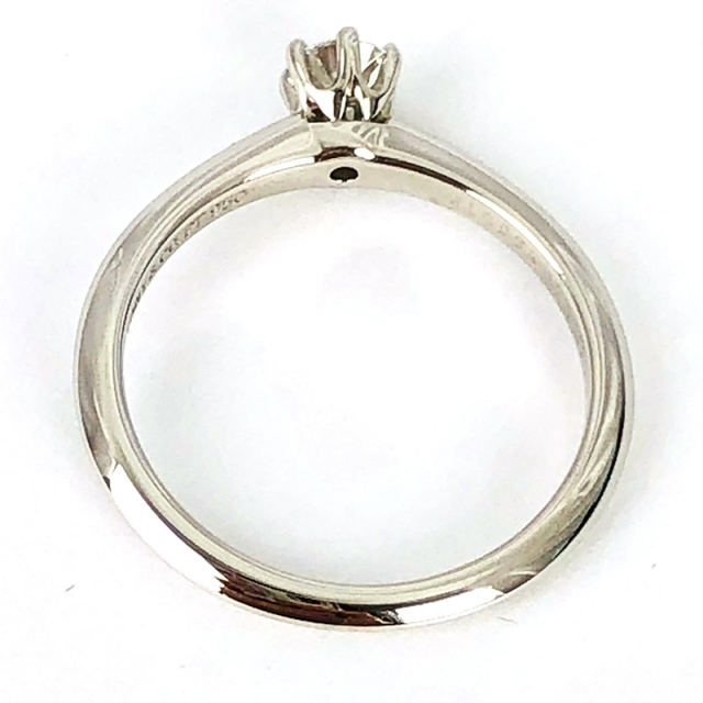 Tiffany & Co.(ティファニー)のティファニー TIFFANY&CO ソリティアリング リング・指輪 レ【中古】 レディースのアクセサリー(リング(指輪))の商品写真