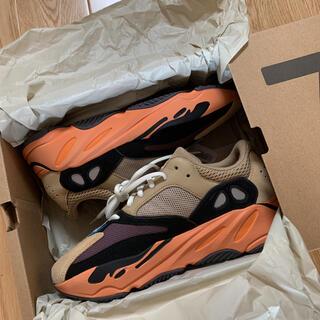 adidas - adidas yeezy boost 700 amber 26cm