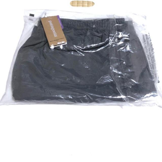 patagonia(パタゴニア)のパタゴニア バギーズショーツ ブラック Sサイズ 新品未使用 国内正規品 メンズのパンツ(ショートパンツ)の商品写真