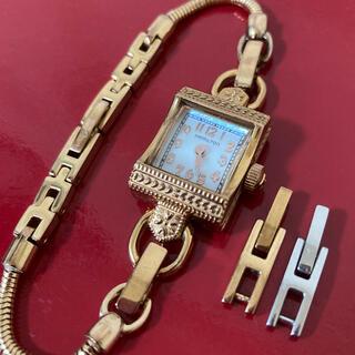 Hamilton - ハミルトン Hamilton アメリカンビンテージレディース腕時計