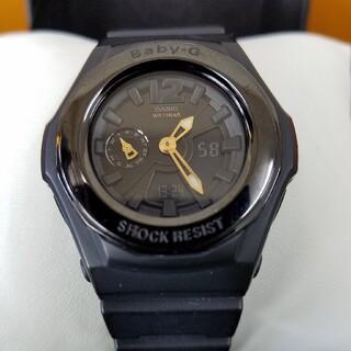 ベビージー(Baby-G)のカシオ Baby-g  BGA141 美品(腕時計(デジタル))