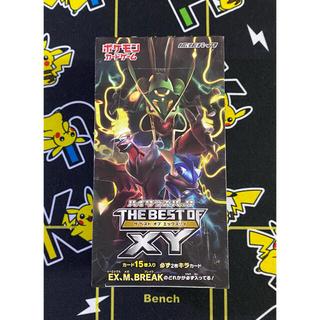 ポケモン - 絶版! THE BEST OF XY シュリンク付き 新品未開封 BOX