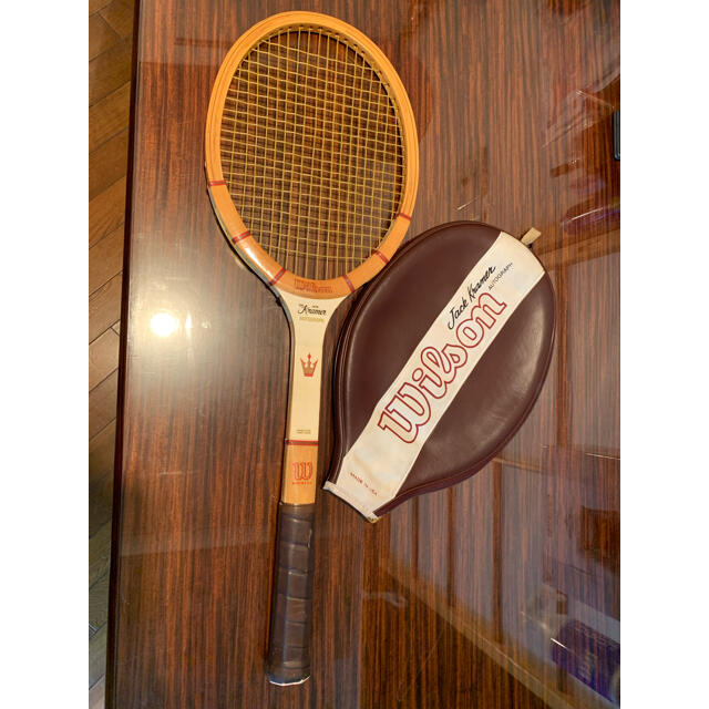 wilson(ウィルソン)のウィルソン 硬式テニスラケット 米国製  スポーツ/アウトドアのテニス(ラケット)の商品写真