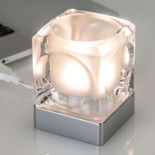 ニトリ - ニトリ USB LEDテーブルランプ ルミエラ3