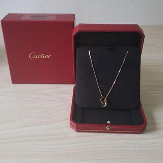 Cartier - cartier ラブネックレス  翌日発送