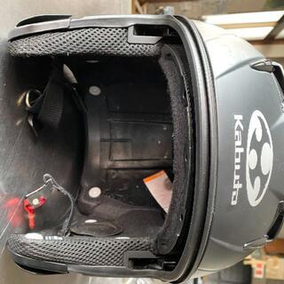 オージーケー(OGK)の中古 難有 傷汚有 OGK カブト エクシード フラットブラック L(ヘルメット/シールド)