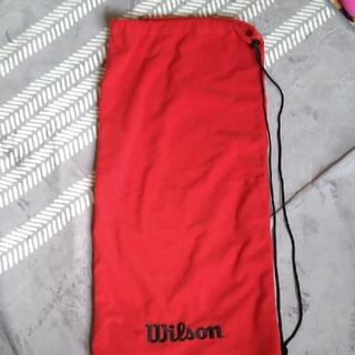 ウィルソン(wilson)のウィルソン ラケットソフトカバー(バッグ)