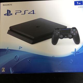 SONY PlayStation4 本体 CUH-2000BB01ブラック1TB