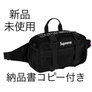 シュプリーム(Supreme)のSupreme 19AW Waist Bag ウエストバッグ 新品国内正規品(ウエストポーチ)
