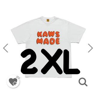 HUMAN MADE × KAWS T-SHIRT 2XL