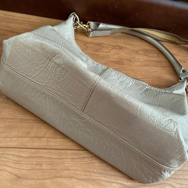 ATAO(アタオ)のアタオ ミント グレージュ ショルダーバッグ レディースのバッグ(ショルダーバッグ)の商品写真