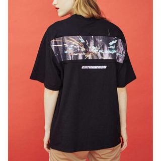 ジュエティ(jouetie)のjouetie☆バックフォトTEE☆Tシャツ(Tシャツ(半袖/袖なし))
