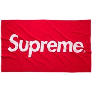 シュプリーム(Supreme)の大人気supreme 20 SS限定バスタオル(毛布)