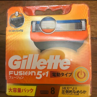 ジレ(gilet)のmit様専用ページ ジレット フュージョン パワー 替刃(8個入)(メンズシェーバー)