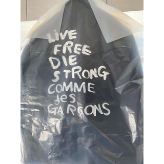 COMME des GARCONS - 新品未使用 live free die strong ギャルソン 42