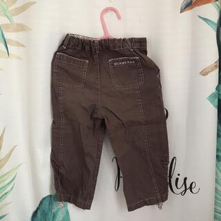 バーバリー(BURBERRY)のカラー···ブラウン バーバリー  パンツ  110 正規品 (パンツ/スパッツ)