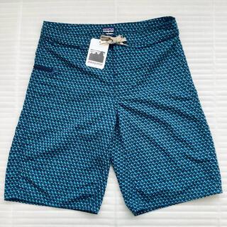 patagonia - 未使用品 パタゴニア ボードショーツ サイズ12 ネイビー ブルー 水着 パンツ