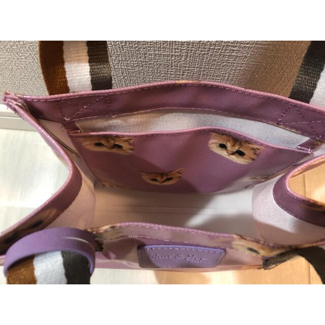 PAUL & JOE(ポールアンドジョー)の【のんち様専用】PAUL & JOE (ポールアンドジョー) ヌネットBAG レディースのバッグ(ハンドバッグ)の商品写真