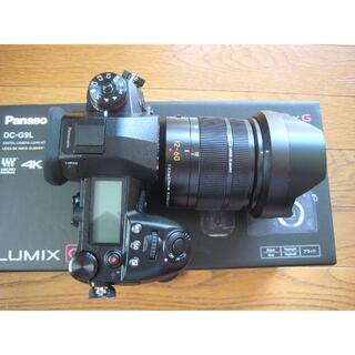 Panasonic - パナソニック LUMIX DC-G9  レンズキット保証有り