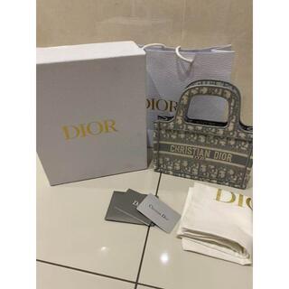 Dior - 正規店購入  ブックトートミニ Dior
