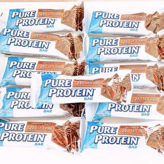 チョコプロテインバー pure protein グルテンフリー