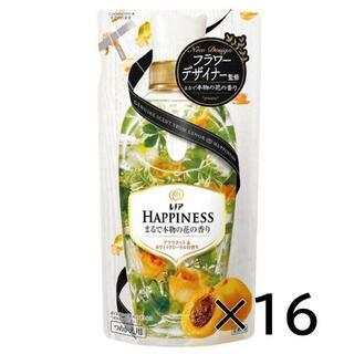 レノアハピネス アプリコット&ホワイトフローラルの香り 替400ml 16個(洗剤/柔軟剤)
