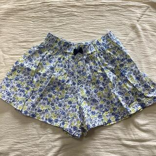 120 キュロット スカート パンツ 子供服
