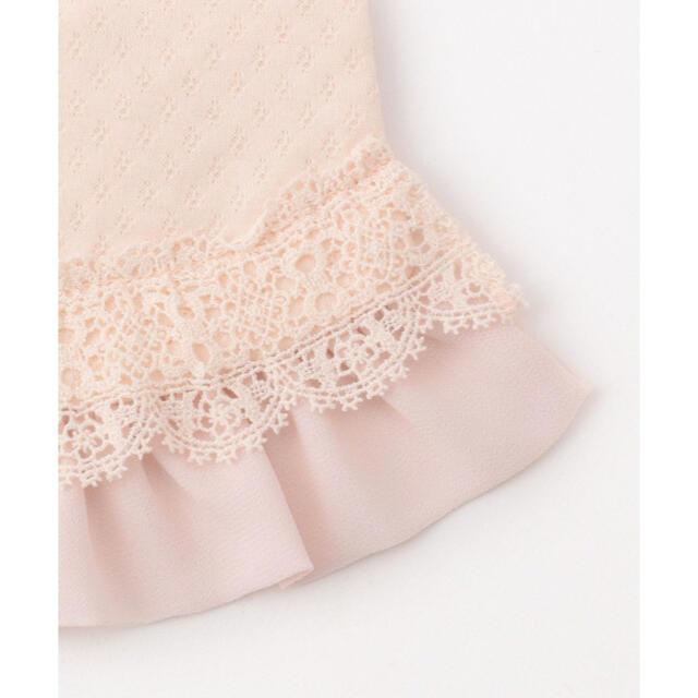 TOCCA(トッカ)の新品未使用 TOCCA BAMBINI トッカ スタイ ピンク キッズ/ベビー/マタニティのこども用ファッション小物(ベビースタイ/よだれかけ)の商品写真