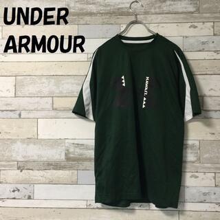 UNDER ARMOUR - 【人気】アンダーアーマー ビッグロゴプリント スポーツウェア サイズMD